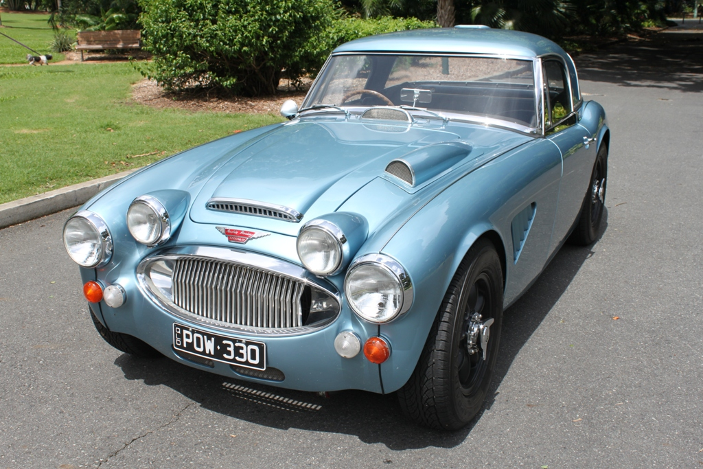 Austin Healey 3000 MkIIIA U201cSpecialu201d U2013 *** This Is No Ordinary Healey! ***