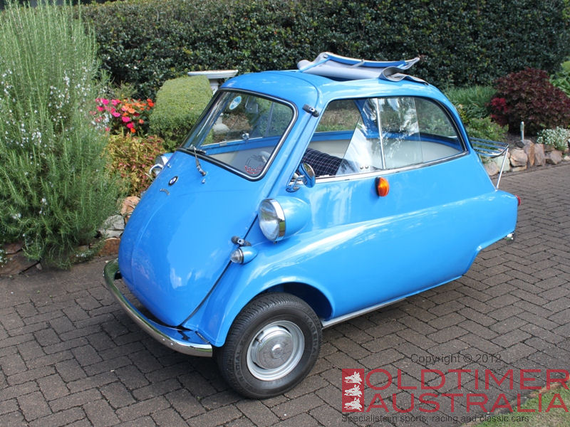 BMW Isetta Cc Oldtimer Australia Classic Cars Racing Cars - Small sports cars for sale