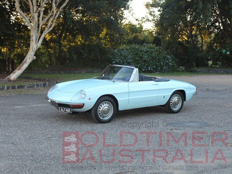 1968 alfa romeo spider 1300 junior | oldtimer australia, classic